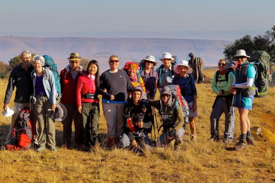 Suikerboschfontein - Away Hike