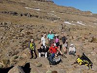 Drakensberg 8 - 10 August 2015
