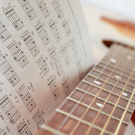 First Guitar Lesson Checklist