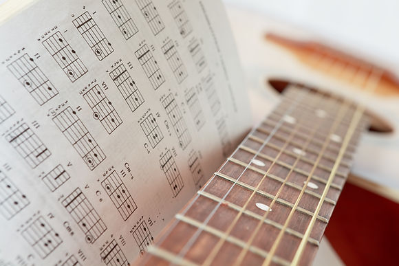 acoustic guitar book lessons nakano tokyo