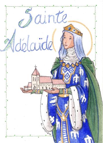 Sainte Adélaïde