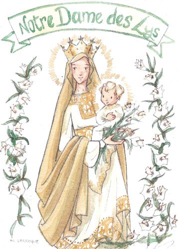 Notre Dame des Lys