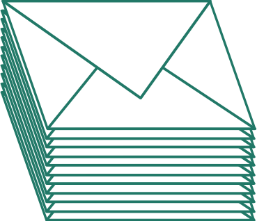 Enveloppes 14x14