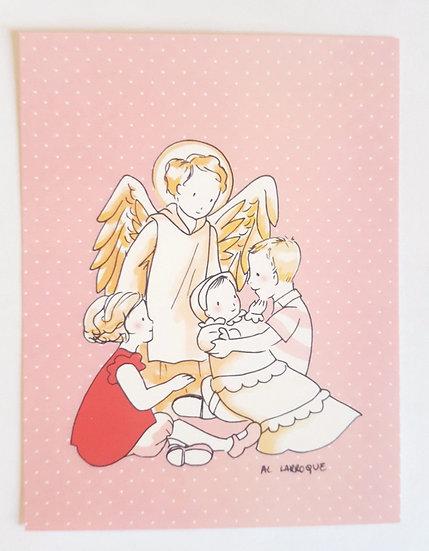 Famille et Ange