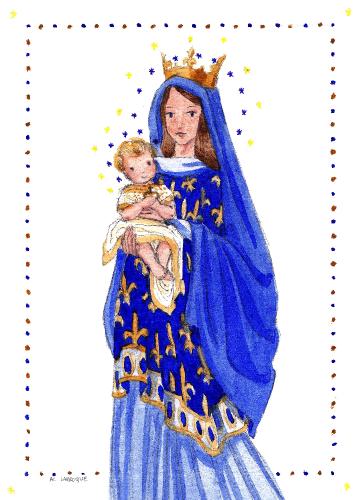 Notre Dame de l'Enfant Jésus