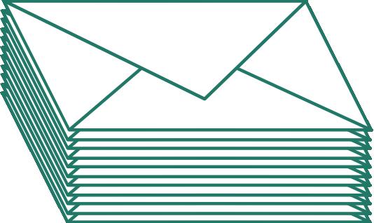 Enveloppes 9x14