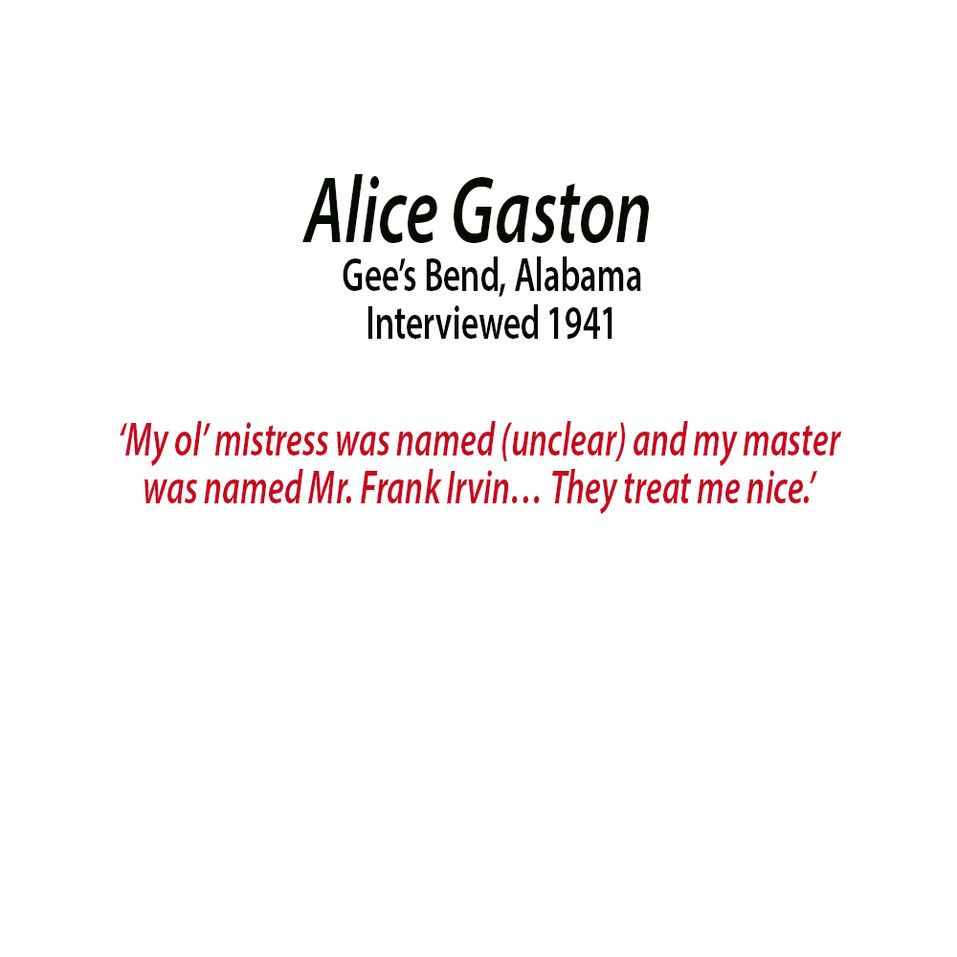 Alice Gaston