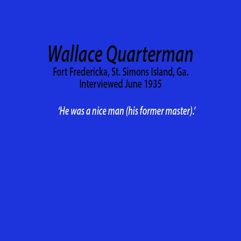 Wallace Quarterman