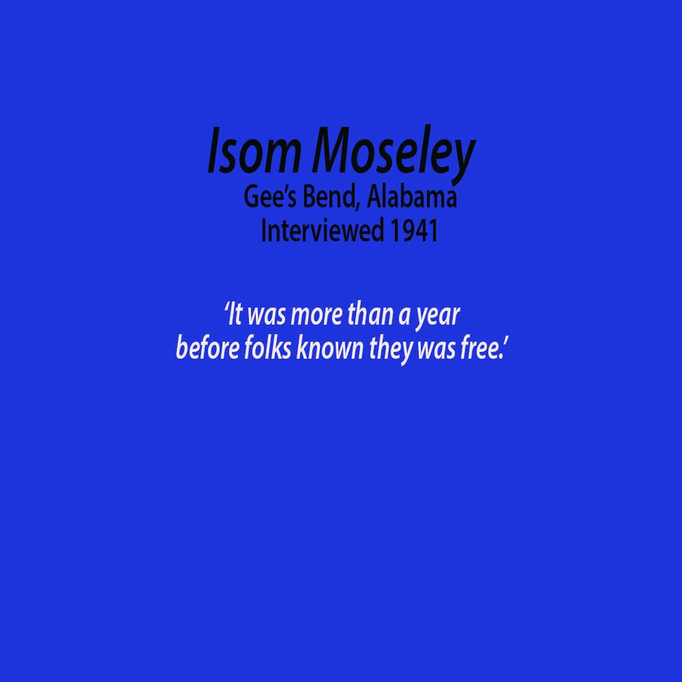 Isom Moseley