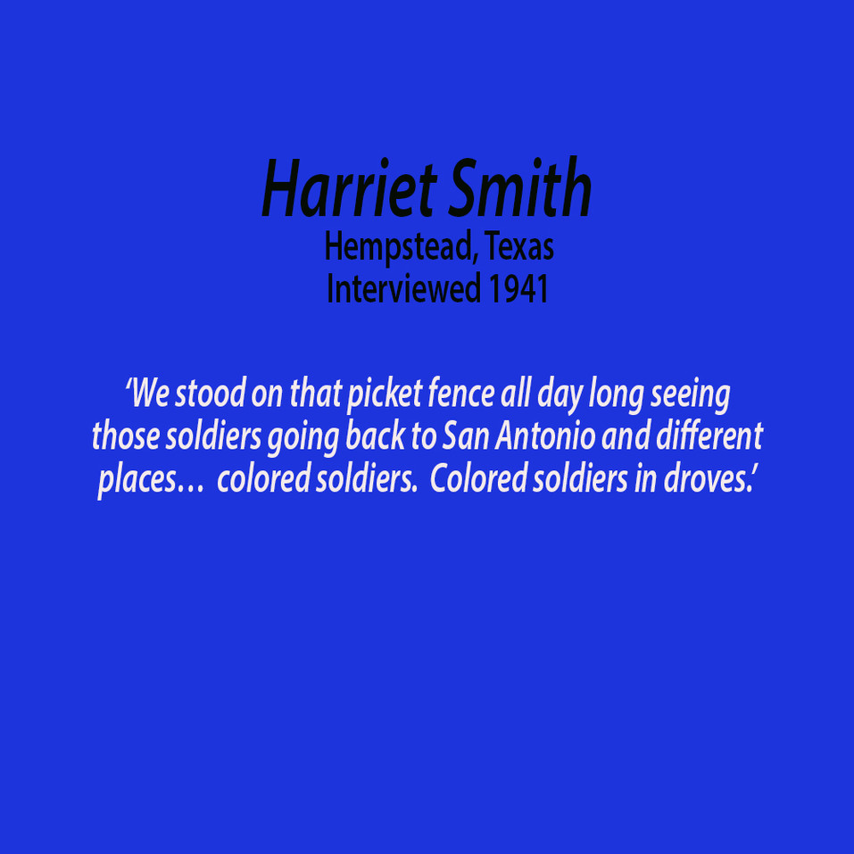 Harriet Smith