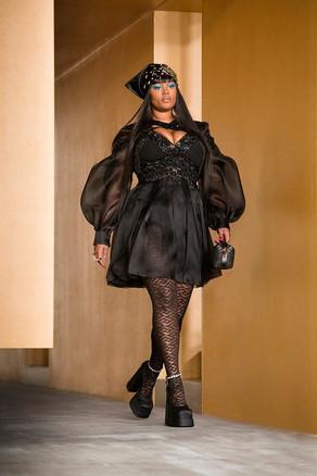 2021 Versace fall fashion