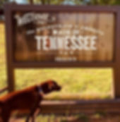 Zumas first stop- Tennessee! #tennessee