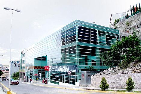 REC ARQUITECTURA-comercio-parque granada