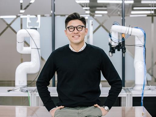 """[2019 로보월드] 뉴로메카 이성우 팀장 """"현실적인 가격대 로봇 생산…특화 모델로 경쟁력 강화"""""""