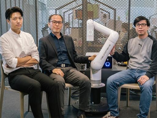 [IR52 장영실상] 뉴로메카 / 인근 작업자 충돌 자동감지해 멈추는 로봇팔
