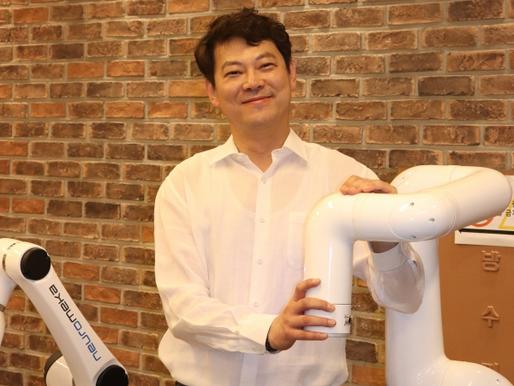 """뉴로메카, """"외연 확장 및 내실 다져 협동로봇 시장 선도할 것"""""""