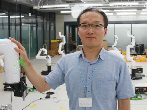 [Yeogie인터뷰] (주)뉴로메카 중소 제조 기업을 위한 협동로봇 메이커