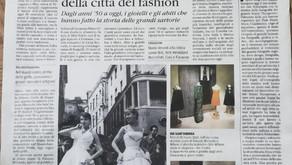 In mostra l'eleganza della città del fashion | Il Giornale 23/01/20