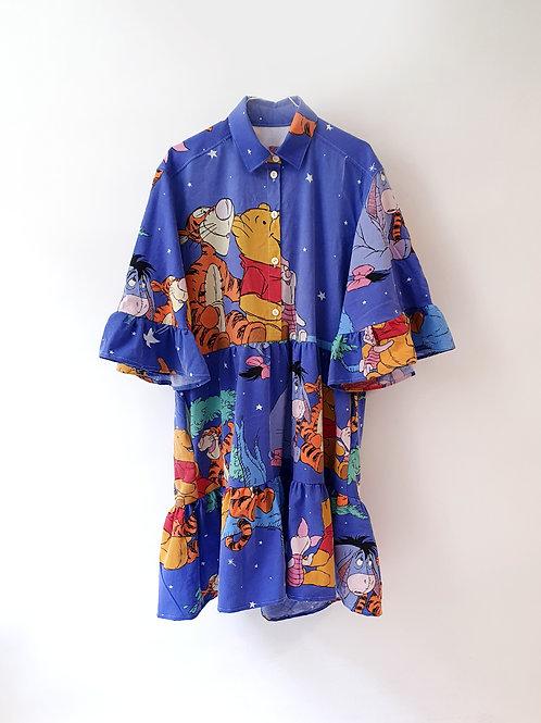 Linea Dress Winnie the Pooh & Co.