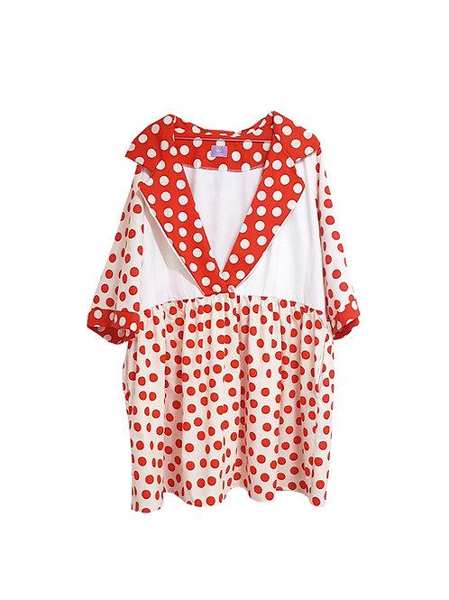 Astrid Dress Dots Dots Dots