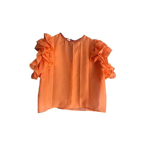 Floff Top Orange