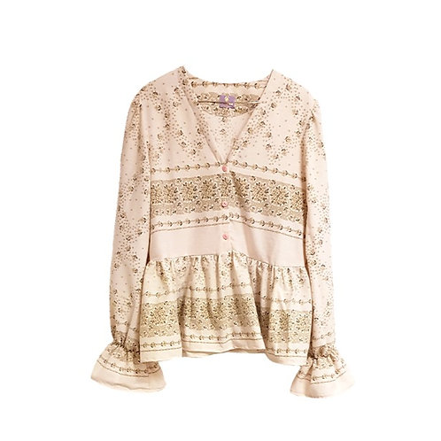 Murano Shirt Flowery Touch