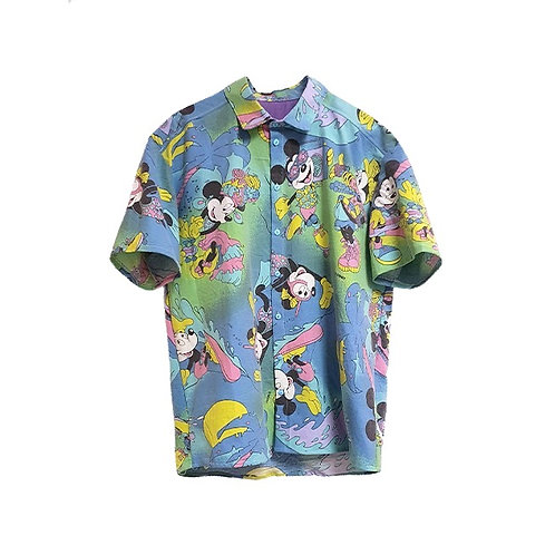 SummerSuit 80's Mickey & Minnie