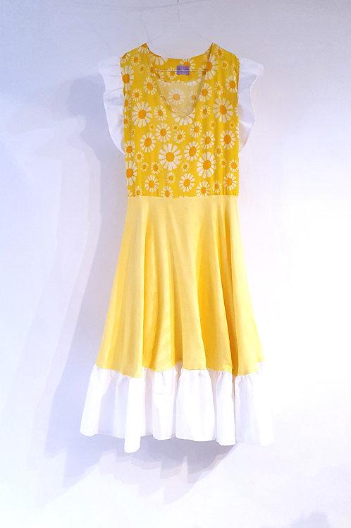 Frida Dress Daisy Love