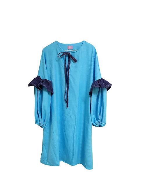 Amalie Dress Blues
