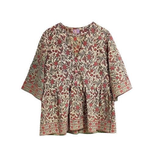 Murano Shirt Green Organic