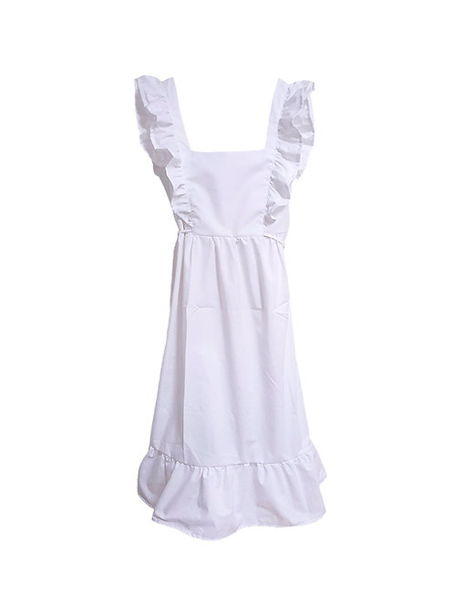 Mia Dress White Dream