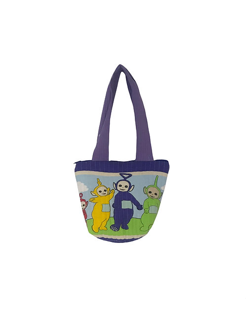Quilted Bag Teletubbies
