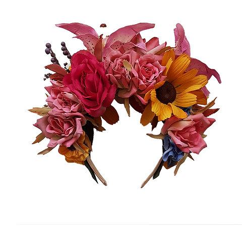 Flowercrown Goddess