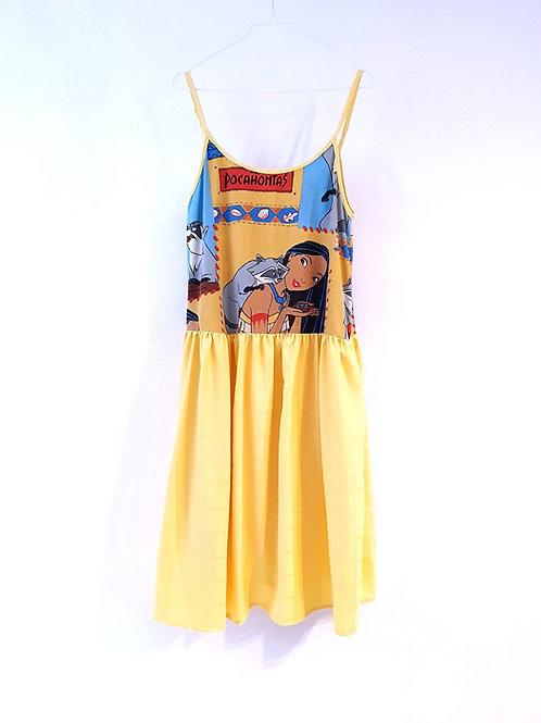 Sille Dress Pocahontas