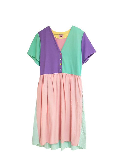 Camilla Dress Pastels