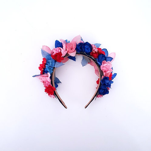 Flowercrown Red Kisses