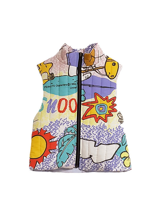 Quilted Waistcoat Peanuts