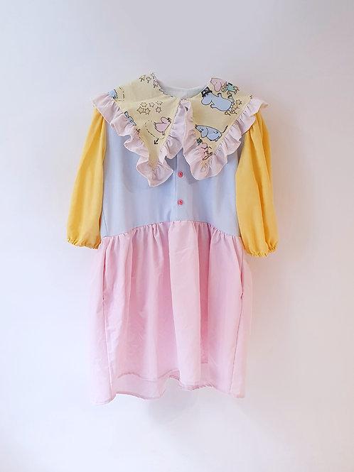 Klara Dress Moomin Ice Cream