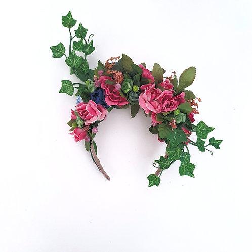Flowercrown Tiana
