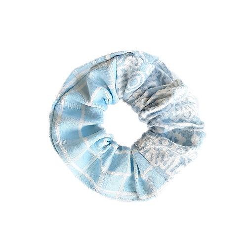 Sally Scrunchie Stripes&Blue