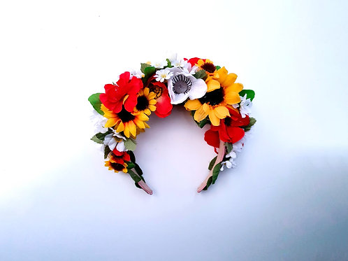 Flowercrown Summer Love