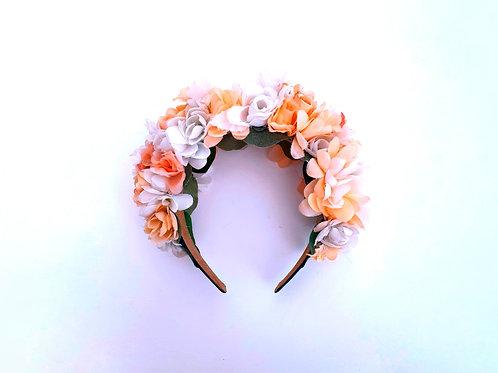 Flowercrown Delicate Peach