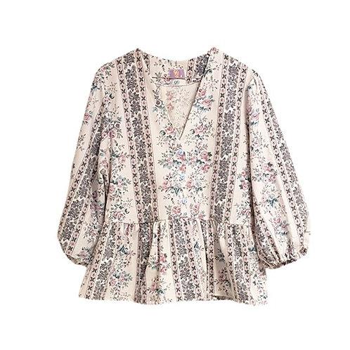 Murano Shirt Roses