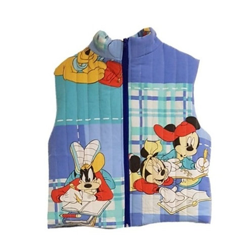 Quilted Waistcoat Disney