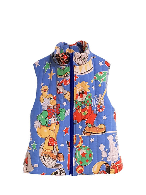 Quilted Waistcoat Circus
