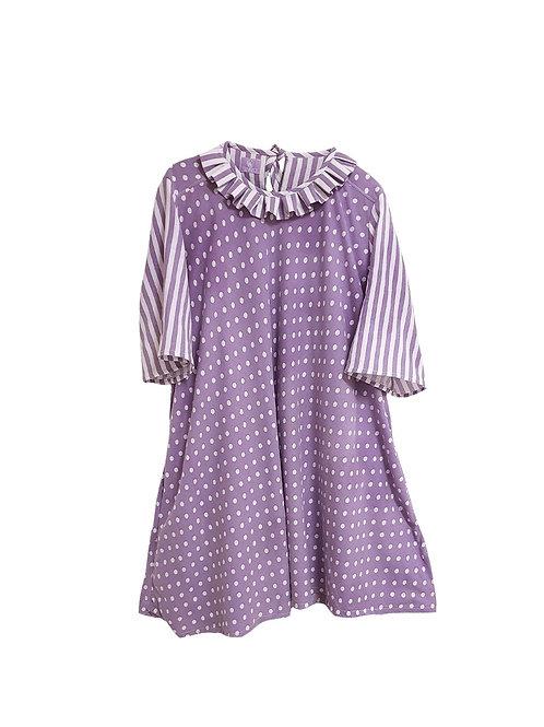 Norma Dress Violet Dream