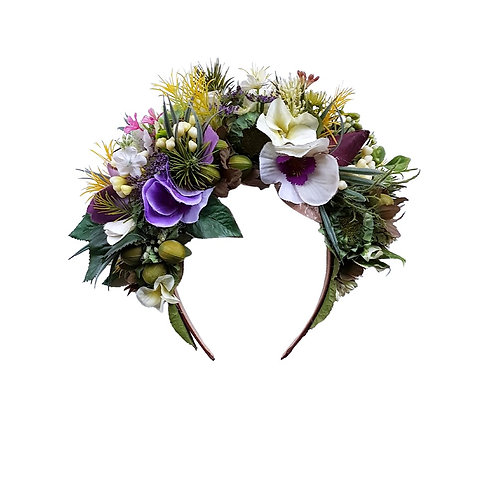 Flowercrown Artemis