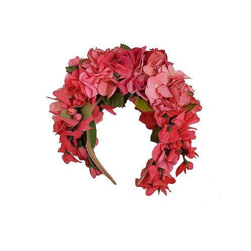 Flowercrown Pink Love