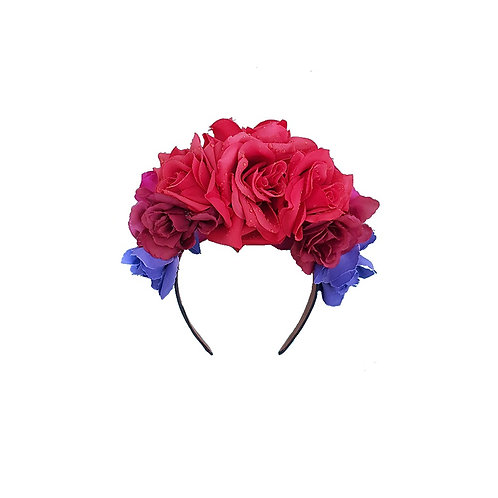 Flowercrown Colorful Coco