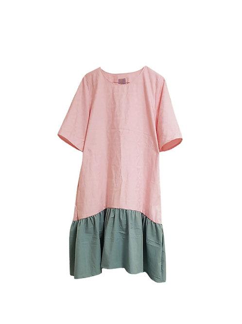 Simone Dress Pink